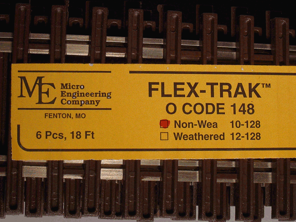 Flex-Trak, Code 148 Non-Weathered