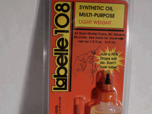 SYNTHETIC OIL MULTI-PURPOSE LIGHT WEIGHT