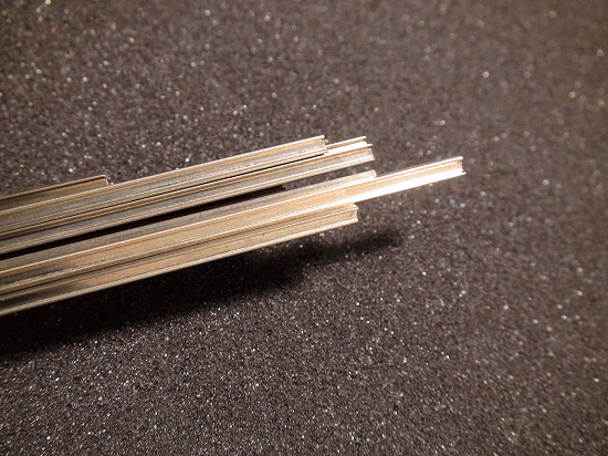 Non-Weathered Rail, Code 125 N.S.
