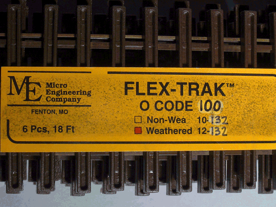 Flex-Trak, Code 100 Weathered