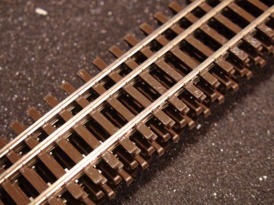 Micro- Engineering 10-112 HO-HOn3 DUAL GAUGE NON WEATHERED CODE 55